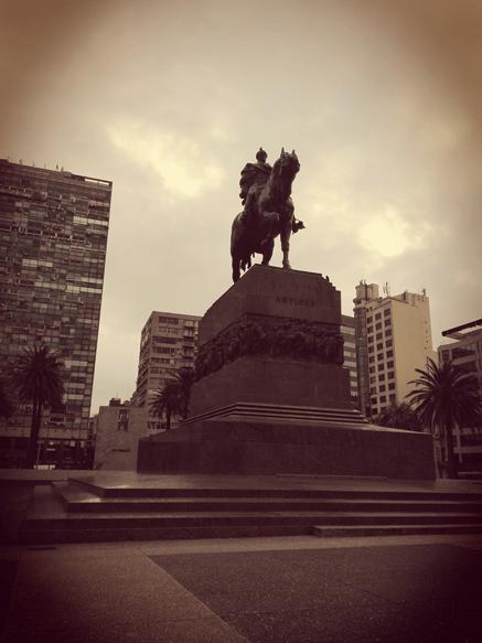 monumento uruguay