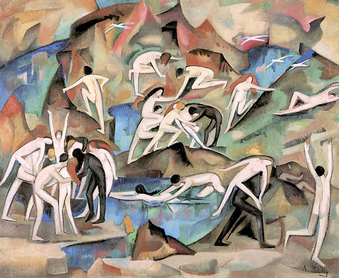 alice bailly arte