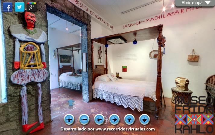 casa azul frida kahlo