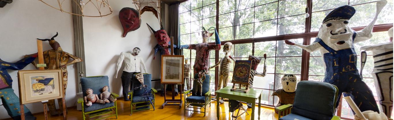 museo estudio casa