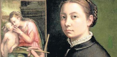 artistas mujeres