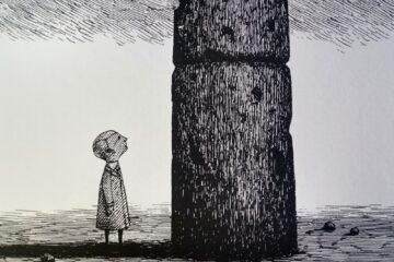 ilustracion edward gorey