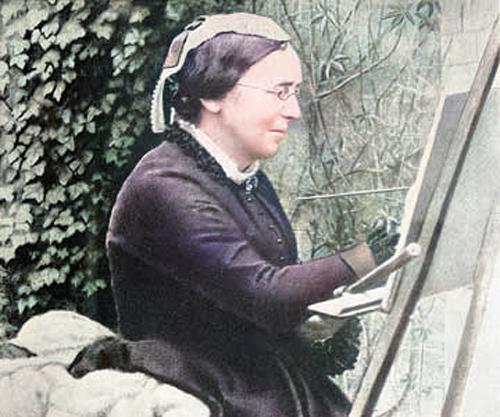 Marianne North artista